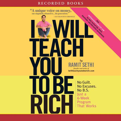 I Will Teach You to Be Rich (Audiobook)