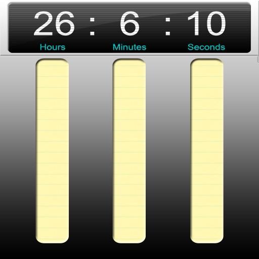 Vocal Slide Timer iOS App