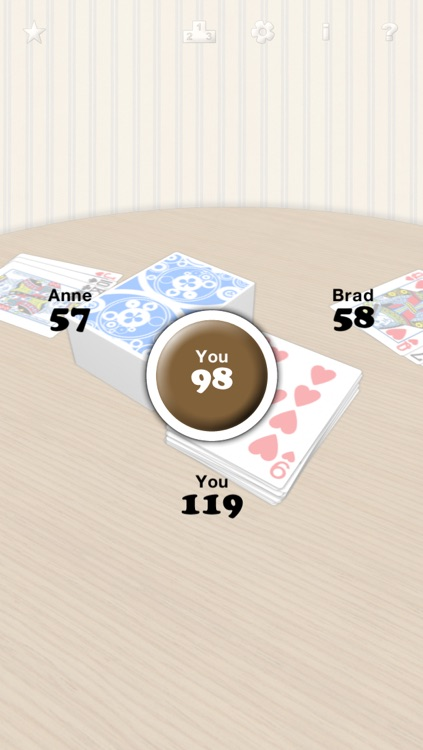 Crazy Eights Gold