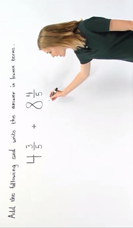 Pre-Algebra screenshot-3