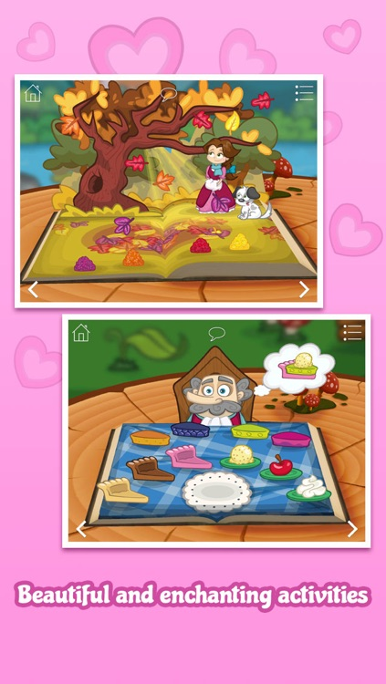 The Valentine's Princess Collection ~ Interactive Books, Jigsaws and Stickers