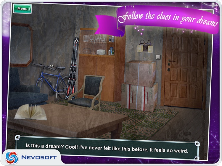 DreamSleuth: hidden object adventure quest HD lite screenshot-3