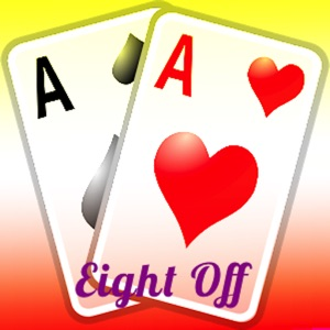 Classic Eight Off Card Game