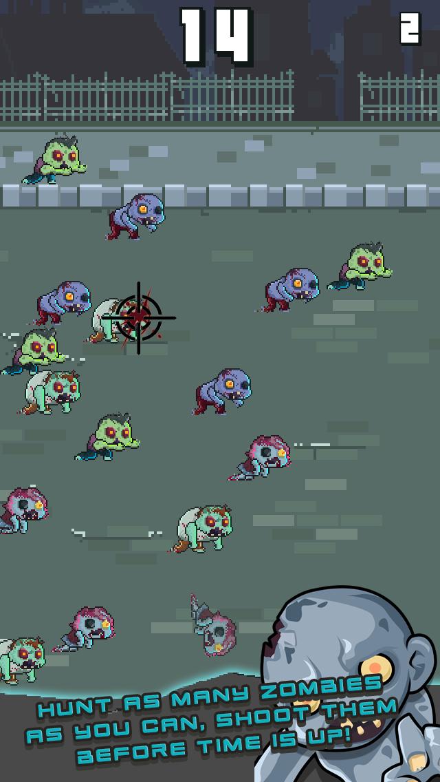 Zombie Hunt - Shoot the Walking Zombies screenshot two