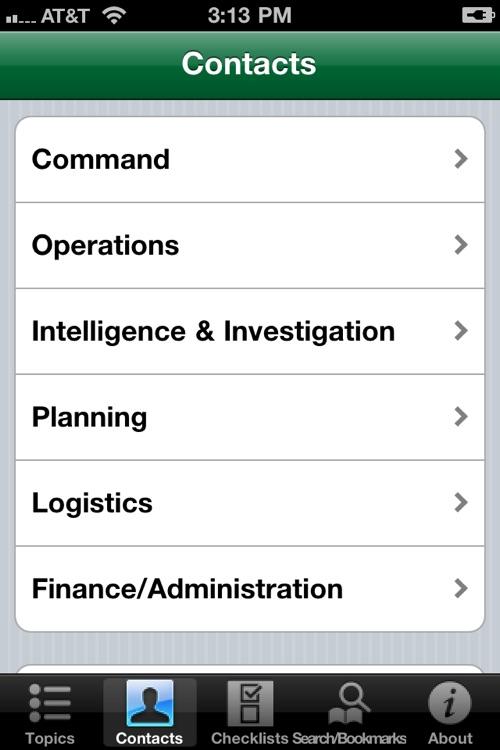 NIMS ICS Guide screenshot-3