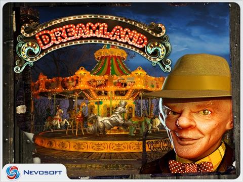 Дримлэнд HD lite: приключения в парке снов на iPad