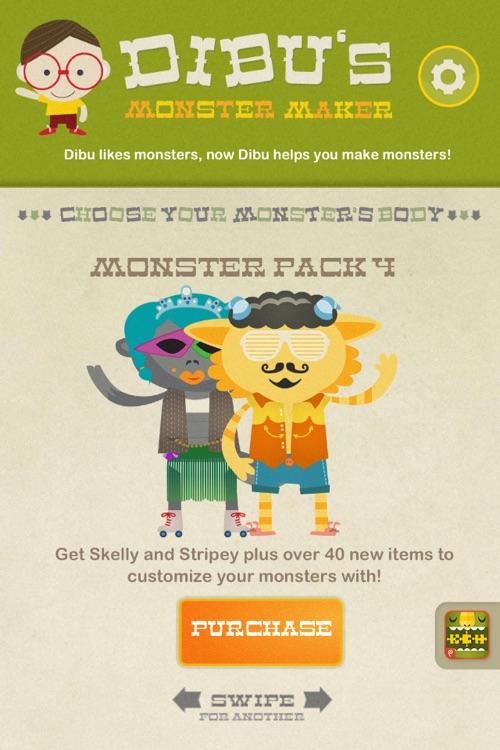 Dibu's Monster Maker Lite