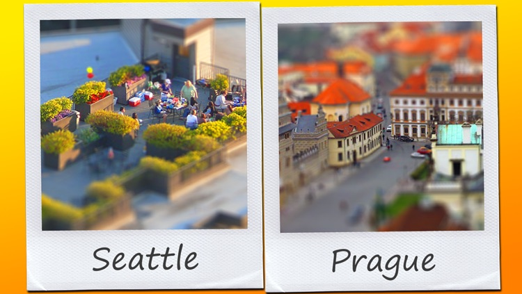 Miniatures: Tilt-Shift Time-Lapse Videos screenshot-2