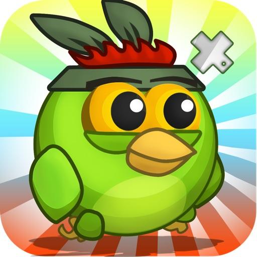 Bouncy Bird Free iOS App