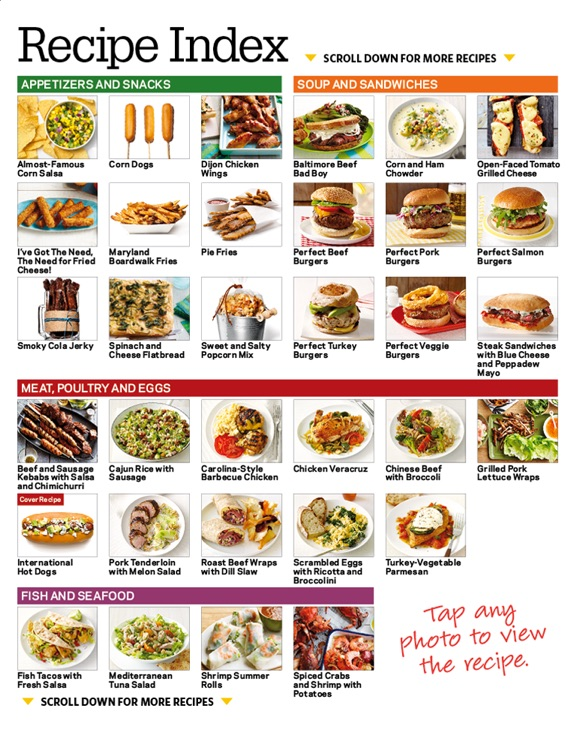 Food Network Magazine Summer 2011