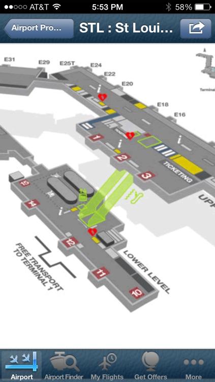 St. Louis Airport + Flight Tracker screenshot-3