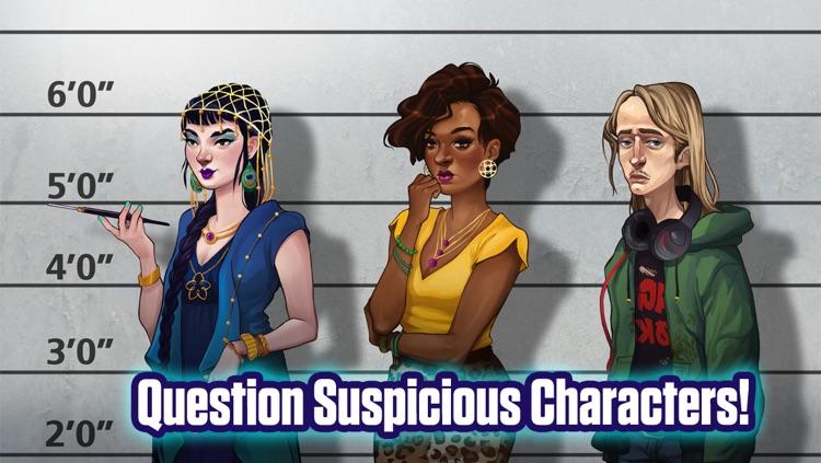 Hidden Objects: Mystery Crimes screenshot-3