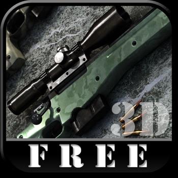 AWP Sniper Rifle 3D Free - GUNCLUB EDITION
