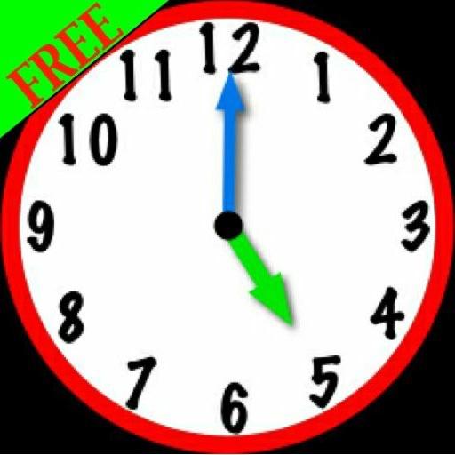 Kids Clock Challenge Lite - Flash Cards Speed Quiz for Kids