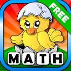 Abby Monkey: Spring Math - Math Games Free icon