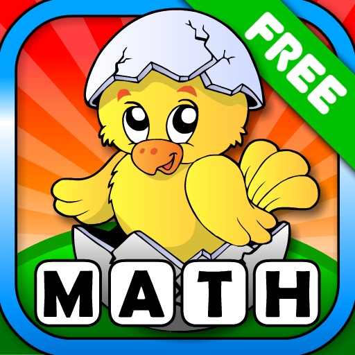 Abby Monkey: Spring Math - Math Games Free icon
