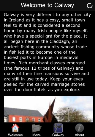 Galway City App screenshot-0