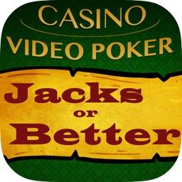 Casino Video Poker - Free Jacks or Better