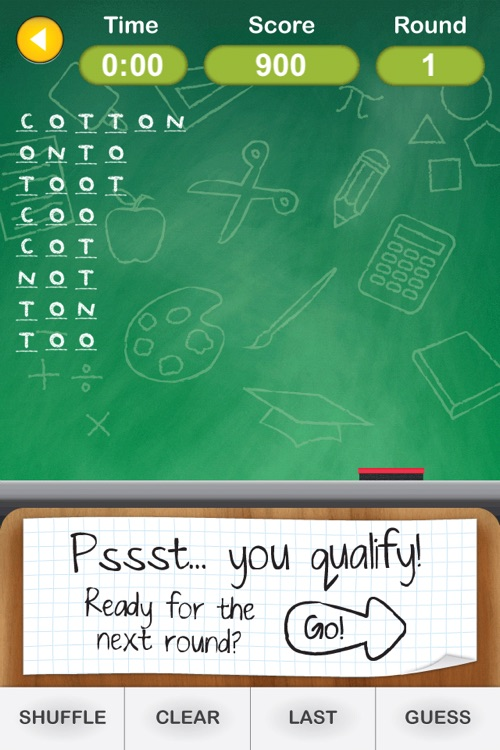 Anagram Academy - Jumble Text, Spell Words, and Become an Unscramble Master screenshot-3