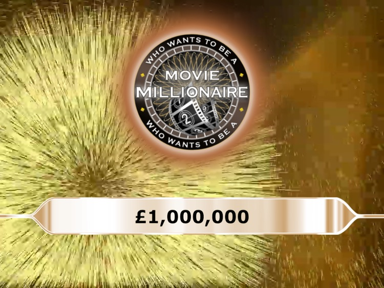 Who Wants To Be A Movie Millionaire? HD screenshot-4