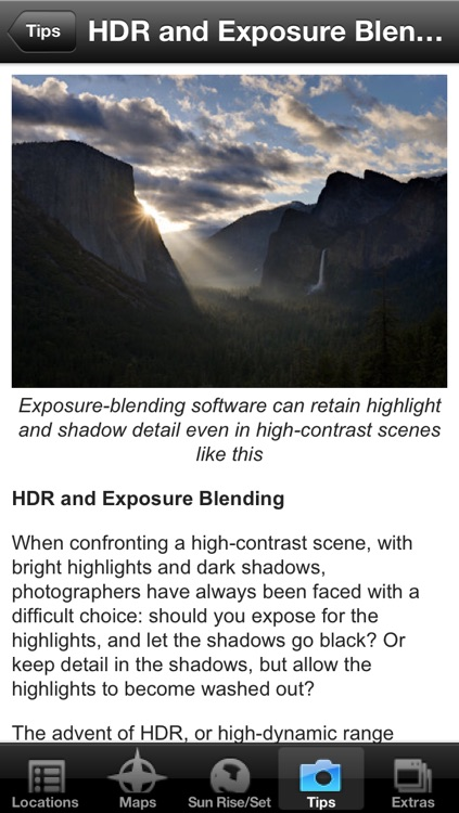 The Photographer's Guide to Yosemite screenshot-4