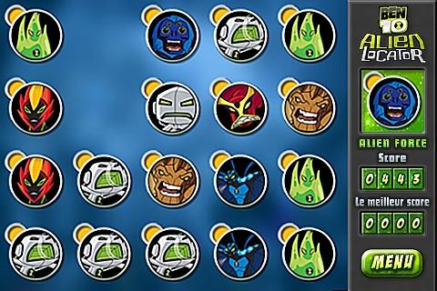 Ben10 Alien Locator screenshot-3