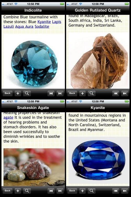 Gemstone Powers Bible