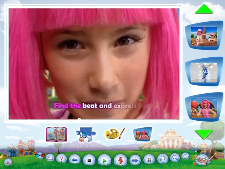 LazyTown's Sportafake BooClip screenshot-4