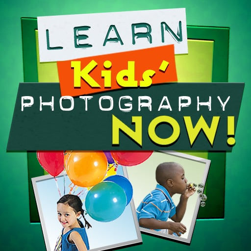 Learn Kids Photography Now! icon