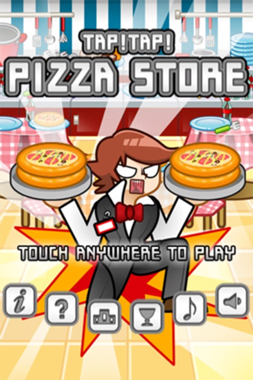 PizzaStore screenshot-0