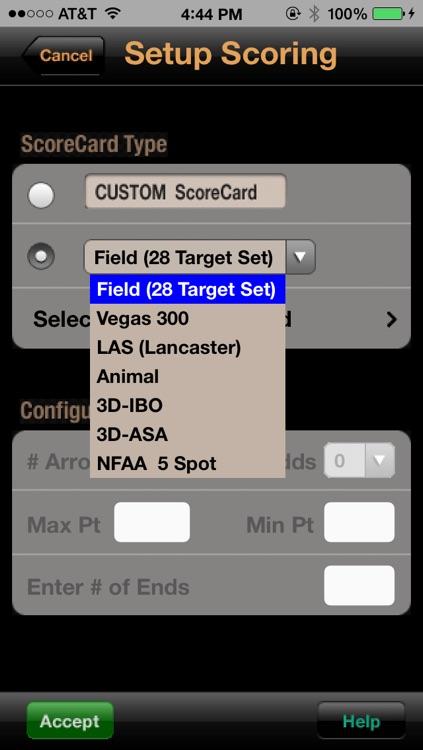 Archer's Score screenshot-3
