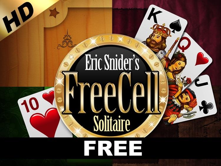 ◉ Eric's FreeCell Sol HD Lite screenshot-4