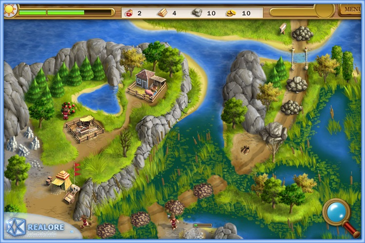 Roads of Rome Free screenshot-2