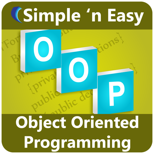 Object Oriented Programming by WAGmob