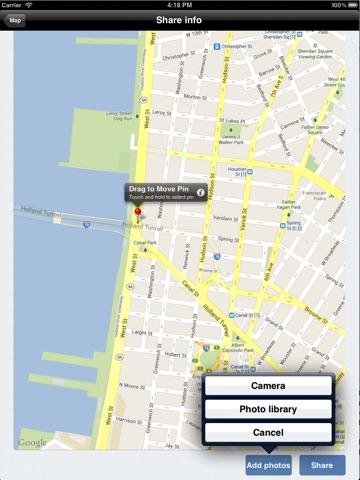 My Location Pro-ipad-4