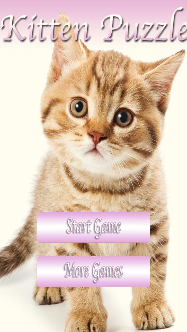 点击获取Kitten Slider Puzzle HD
