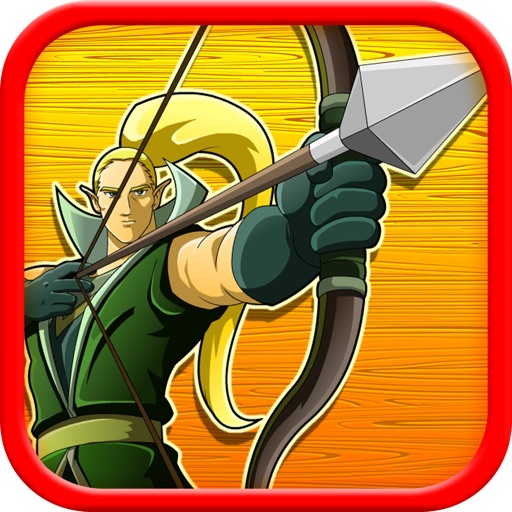 Impossible Bow and Arrow Archery Game