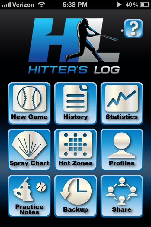 Hitters Log