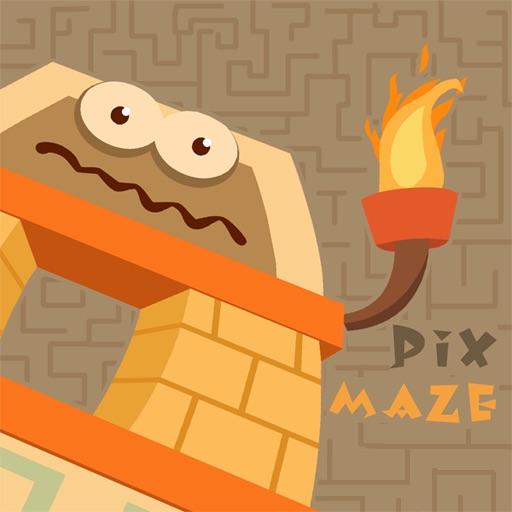 Pix Maze icon