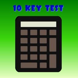 10 Key Test