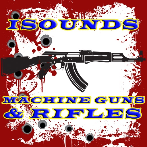 iSounds Machine Guns & Rifles HD