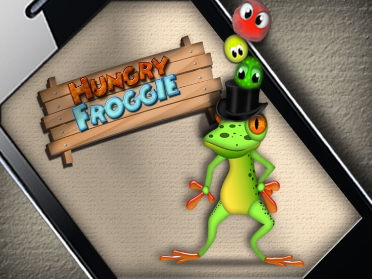 Hungry Froggie HD