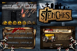 Stenches: A Zombie Tale of Trenches Screenshot on iOS
