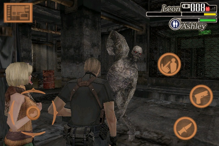 Resident Evil 4: PLATINUM screenshot-4