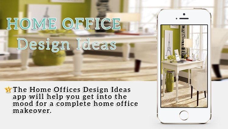 Home Office Design Ideas HD screenshot-0