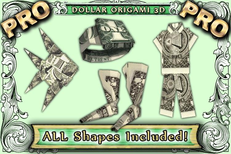 Dollar Origami+