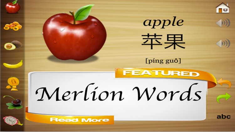 MerlionWords