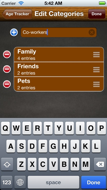 Age Tracker screenshot-4