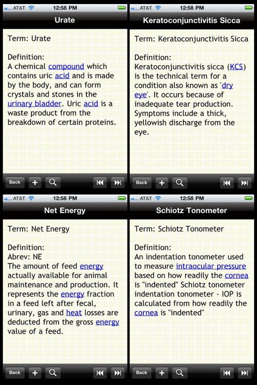 Veterinary Terms Plus+ screenshot-1