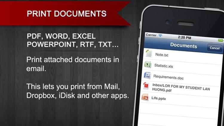 PrintForte for Document